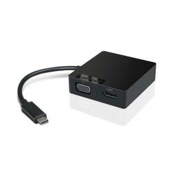 Adaptador de Vídeo Lenovo Travel USB-C a VGA HDMI