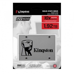 Disco Sólido Kingston UV500 1.92TB 2.5' SATA 6Gb/s