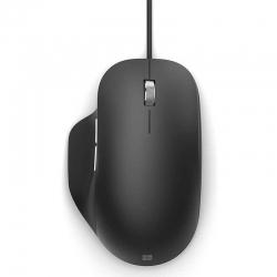 Mouse Microsoft Ergonómico óptico-5 Botones USB