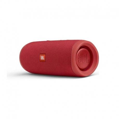 Parlante Portátil JBL Flip 5 Bluetooth 20W Rojo