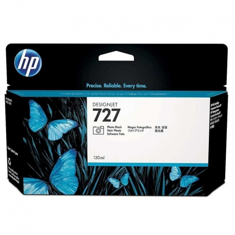 Cartucho de Tóner HP 727 Multicolor Original DSJ
