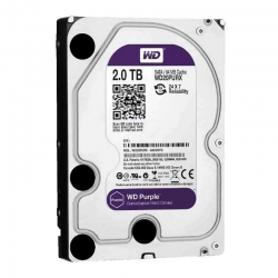 Disco Duro Wester Digital Purple 5400rpm 2TB 3.5'