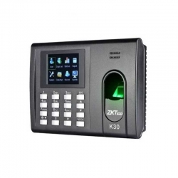 Reloj Biométrico ZKTeco K30 1000 Huellas IP USB