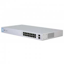 Switch Ubiquiti US-16-150W 16P PoE GigaE 2P SFP