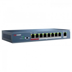 Switch Hikvision DS-3E0109P-E 8P PoE+ MegaE 123W