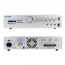 Amplificador de Audio Steren 210SD 10CH 210 Watts