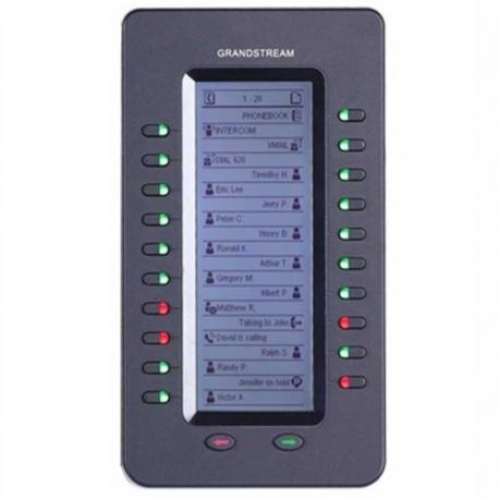 Módulo de Expansión Grandstream GPX-2200 LCD 20B