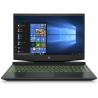 Laptop HP Pavilion Gaming 15' Ryzen7 8GB SSD-W10H
