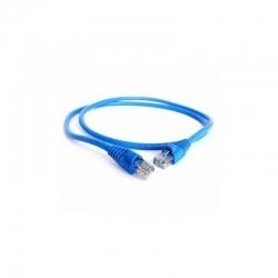 Patch Cord TEKLINK PCMTL603FTBL UTP Cat6 90cm Azul