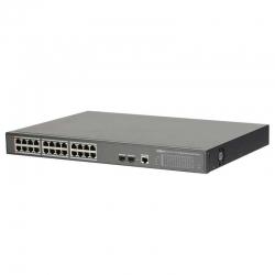 Switch Dahua DH-PFS4226-24GT-240 24P GigaE PoE Adm