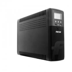 Batería de Oficina Forza UPS 900W 1500VA 110/120V