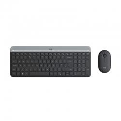 Combo Teclado & Mouse Logitech MK470 inalámbrico
