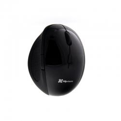 Mouse Klip Xtreme Orbix Ergonomico inalámbrico