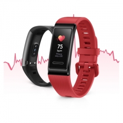 Huawei Banda 4 Pro GPS Android 4.4 Tracker Red