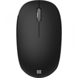 Mouse Microsoft Bluetooth 5.0 LE óptico-negro mate