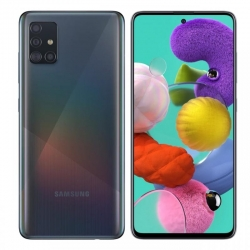 Celular Samsung Galaxy A51 Android 128 GB-Black