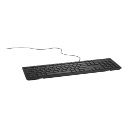 Teclado Dell KB216-BK-LTN USB Español-negro