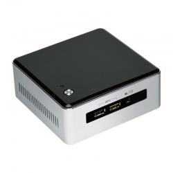 Desktop Intel NUC i3 2GHz HD 5500GigE Bluetooth