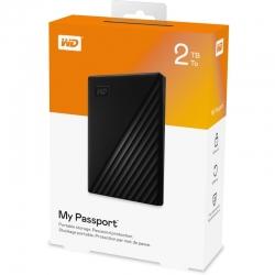 Disco Duro Externo WD 2TB portátil USB 3.2Gen 1