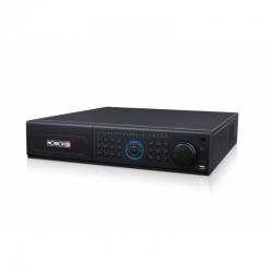 NVR 64CH Provision Isr Grabador 8MPX-HDMI/VGA-8