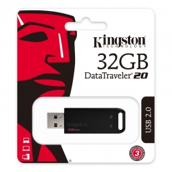 Memoria USB Kingston Datatraveler 20 32GB USB 2.0