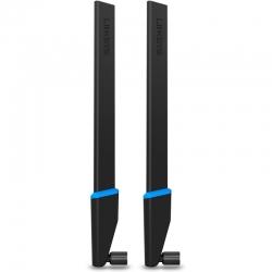 Antena Linksys 7 Dbi 4Dbi omnidireccional 24+5Ghz