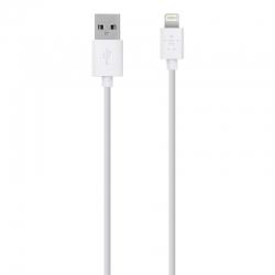 Belkin Mixit Cable De Carg Usb 3m-blanco Apple