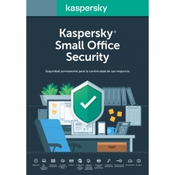 Antivirus Kaspersky Small Office Disponible 3 Años