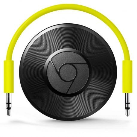 Transmisor de Audio Chromecast Audio II Wi-Fi
