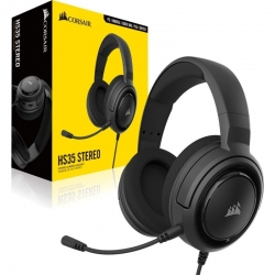 Audífonos Gaming Corsair Hs35 Stereo-Carbon 3,5mm