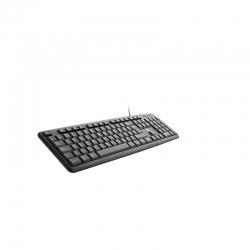 Teclado Xtech XTK-092S estándar ESP USB-Black