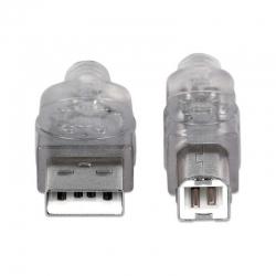 Cable USB MANHATTAN Para Impresora 6