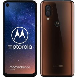 Celular Motorola Moto One Vision 48MP 4GB-Bronze