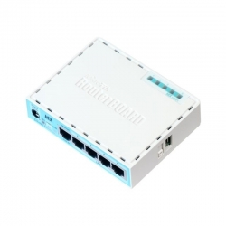 Router WI-FI Mikrotik Hex 5xGigabit Ethernet 256MB