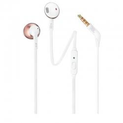 Audífonos JBL Tune 205 conector 35mm-oro rosa