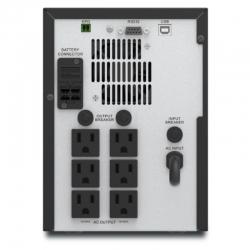 Batería UPS APC Easy Ups Smv 120V 1500VA 6 salidas