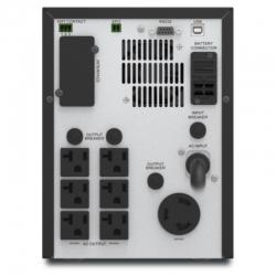Batería UPS APC Easy Ups Smv 120V 3000VA 7 salidas