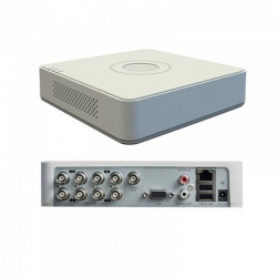 DVR Turbo HD 4CH Hikvision DS-7104HQHI- BNC+IP
