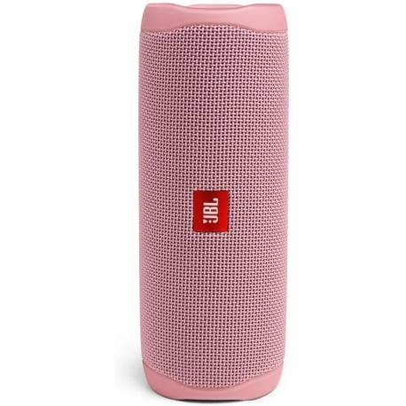Parlante JBL FLIP 5 Bluetooth IPX7 12 h-Pink