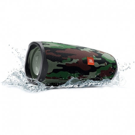 Parlante JBL Charge 4 Bluetooth IPX7-camuflaje