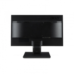 Monitor Hacer V6 Led 21.5' Full HD HDMI VGA negro