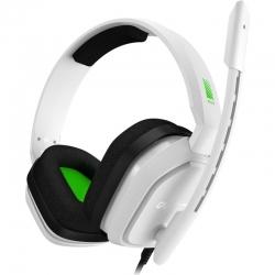 Audífonos Logitech Astro A10 conector 35 mm-blanco