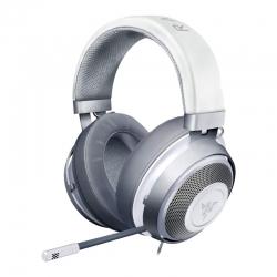 Audífonos Razer Kraken 35 mm- blanco mercurio