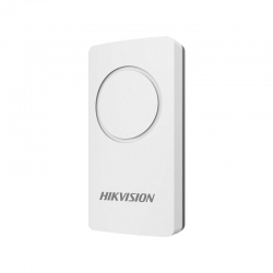 Sensor de movimiento Hikvision DS-PD1-PM-W 433MHz