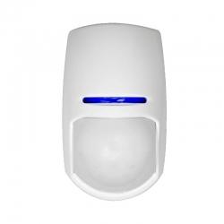 Sensor Hikvision DS-PD2-D12-W-433MHz bidireccional