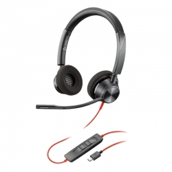 Headset plantronics Blackwire C3320 USB-A Binaural