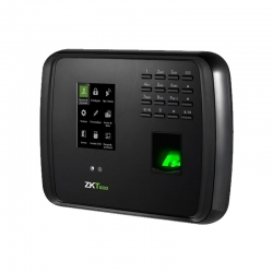 Reloj Biométrico ZKTeco MB460 distingue rostros