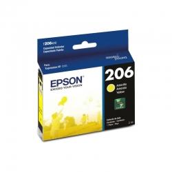 Cartucho de Tinta Epson T206420-AL T206 Ink Yellow