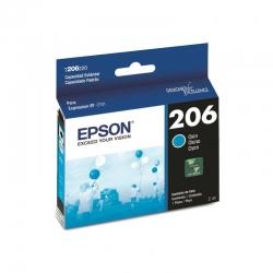 Cartucho de tinta Epson T206220-AL T206 Ink Cyan