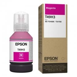 Botella de tinta Epson T49H 140ml - Ink Magenta
